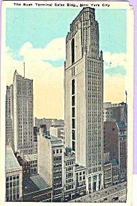 Bush Terminal Sales Building, New York City p22916 (Image1)