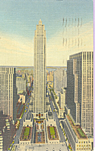 Rockefeller Center, New York City (Image1)