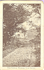 The Cottage,Wiawaka, Lake George, New York (Image1)