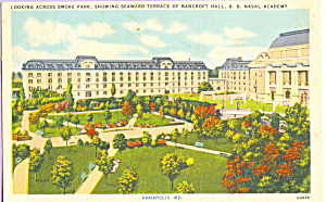 Bancroft Hall US Naval Academy Annapolis Maryland  p22953 (Image1)
