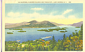 The Narrows, Lake George, New York (Image1)