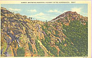Summit Whiteface Highway Adirondacks NY p22959 (Image1)