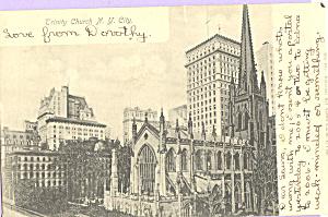 Trinity Church New York City p22961 (Image1)