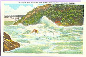 Whirlpool Rapids,Niagara Falls (Image1)