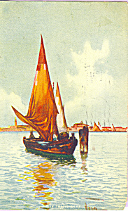 In Tropical Seas Sailing Vessel p23010 (Image1)