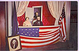 Assassination of Lincoln Civil War Museum Gettysburg PA   p23035 (Image1)