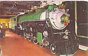 Pacific Type Steam Locomotive 1401 Of Southern Railway P23039