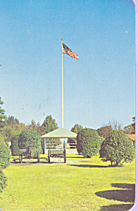Main Flag Pole, Fort Bragg,North Carolina (Image1)