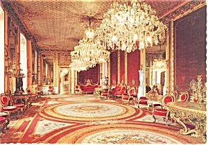 Stockholm The Royal Palace Postcard p2306 (Image1)