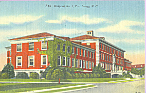 Hospital #1, Fort Bragg,North Carolina (Image1)