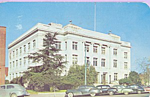 Cumberland County Court House, Fayetteville,cars 40s (Image1)