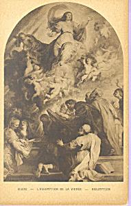 L'Assomption de la Vierge, Rubens (Image1)