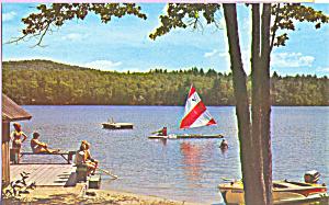 Bethel Inn Bethel Maine Postcard p23130 (Image1)
