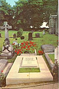 The Churchill Graves Bladon Oxfordshire England p23147 (Image1)