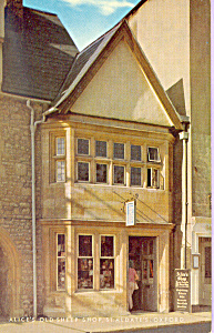 Alice s Old Sheep Shop St Aldate s Oxfordshire England P23148 (Image1)