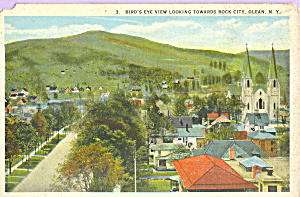 Aerial View of Olean New York p23150 (Image1)