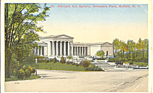 Albright Art Gallery Buffalo New York P23151
