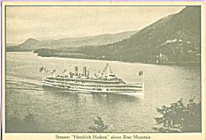 Steamer Hendrick Hudson above Bear Mountain p23169 (Image1)