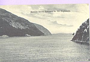 Hudson River Entrance to Highlands New York p23175 (Image1)