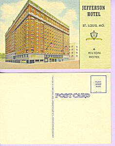 Jefferson Hotel St. Louis Missouri p23178 (Image1)