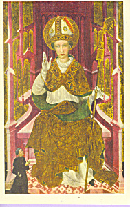 A Bishop, Southern France about 1425 (Image1)