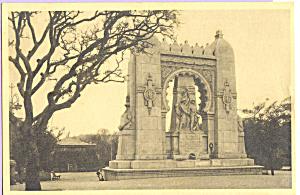 Le Monument aux Morts Dakar Senegal p23202 (Image1)