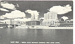 Skyline View, Saint Paul, Minnesota (Image1)