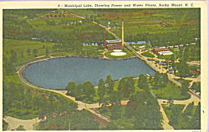 Power and Water Plants Municipal Lake Rocky Mount NC p23293 (Image1)