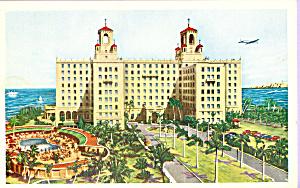 Hotel Nacional de Cuba Postcard p23304 (Image1)