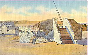 Pueblo Indian Estufa or Kiva NM p23312 (Image1)