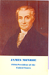 James Monroe Painting by Rembrandt Peale p23355 (Image1)