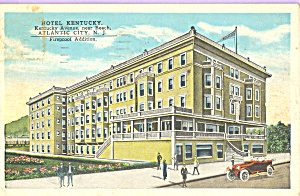 Hotel Kentucky  Atlantic City New Jersey p23366 (Image1)