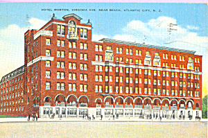Hotel Morton Atlantic City New Jersey p23379 (Image1)