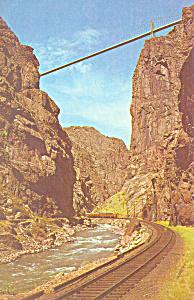 Denver Rio Grande Western Streamliner p23386 (Image1)