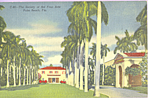 Society of the Four Arts,Palm Beach, Florida (Image1)