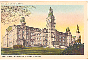 Parliament Buildings, Quebec, Canada (Image1)