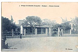 Hopital Colonial Dakar Senegal p23486 (Image1)