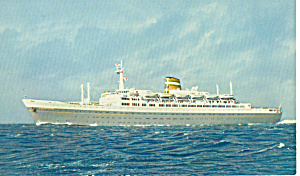 SS Statendam Holland America Line p23490 (Image1)