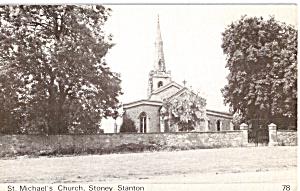 St Michael s Church Stoney Stanton  Leicestershire England p23491 (Image1)