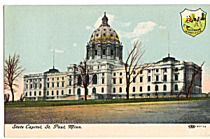 State Capitol St Paul MInnesota p23517 (Image1)