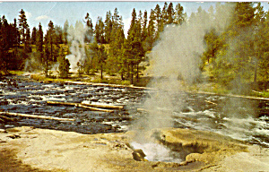 Firehole River, Yellowstone National Park (Image1)