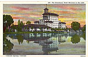 Broadmoor Hotel Colorado Springs Colorado p23591 (Image1)