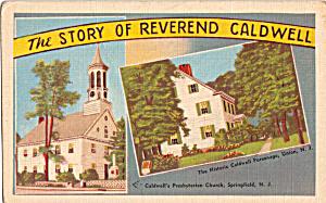 Caldwell  s Presbyterian Church Springfield  New Jersey p23602 (Image1)