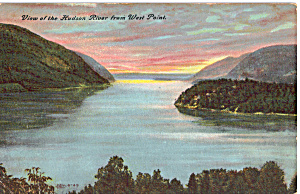 View of the Hudson River from West Point NY p23603 (Image1)