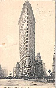 Flat Iron Building New York City p23606 (Image1)
