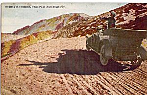 Nearing the Summit Pikes Peak Colorado p23619 (Image1)