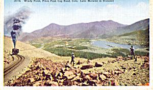 Cog Railway Pikes Peak Colorado p23621 (Image1)