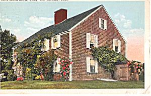 John Alden House, Duxbury, Massachusetts (Image1)