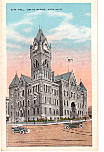 City Hall Grand Rapids  Michigan p23669 (Image1)