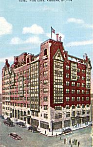 Hotel Irvin Cobb Paducah Kentucky p23713 (Image1)